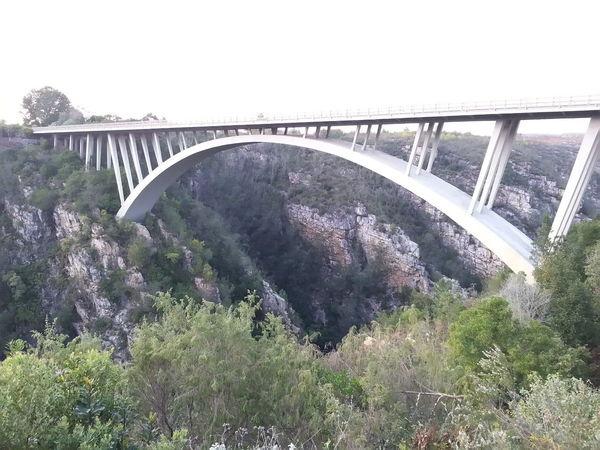 Album Road Trip Stormsriver Gorge Stornsriver Bridge