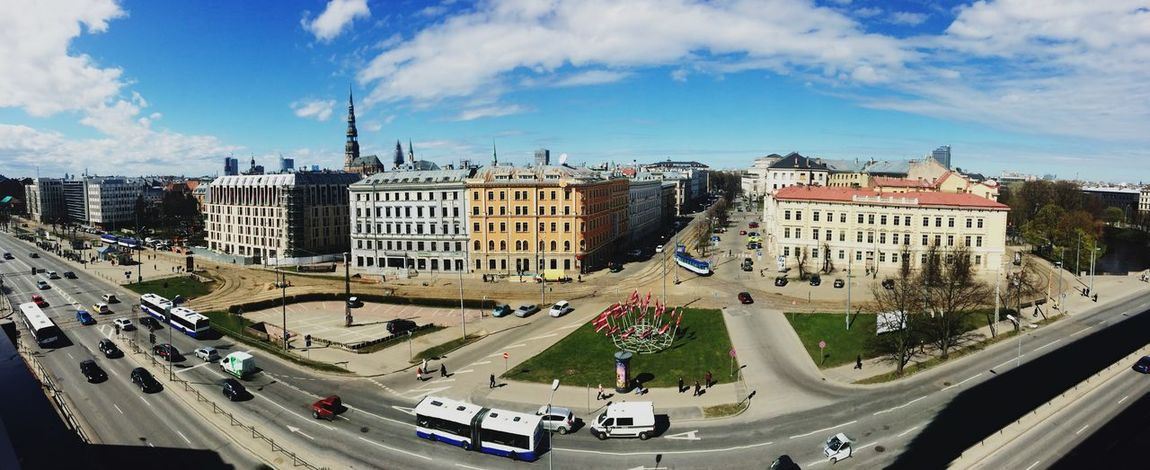 Riga Latvia City 💁🏾🙆🏽🙅🏼🙋🏻