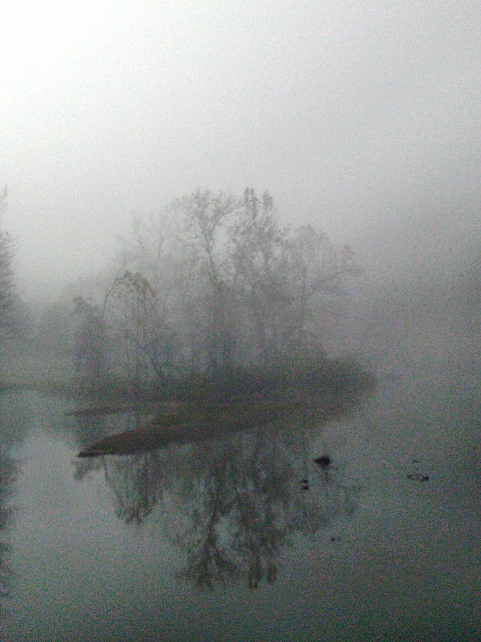 fog, no people, water, nature, outdoors, sky, day, scenics, beauty in nature