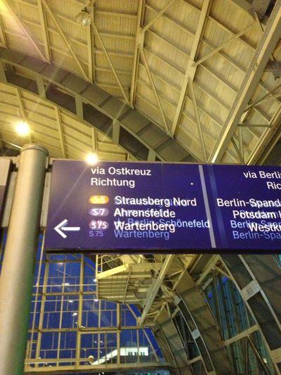 Kein Flughafen Schönefeld