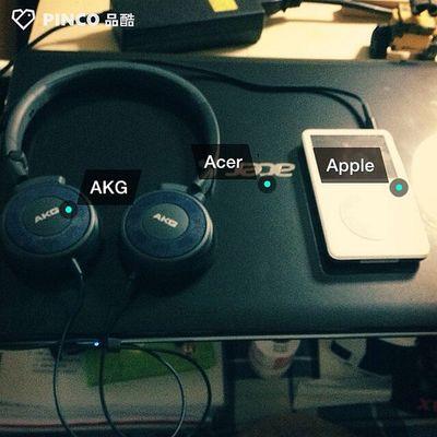 Picco AKG Apple Acer 这是个装逼神器