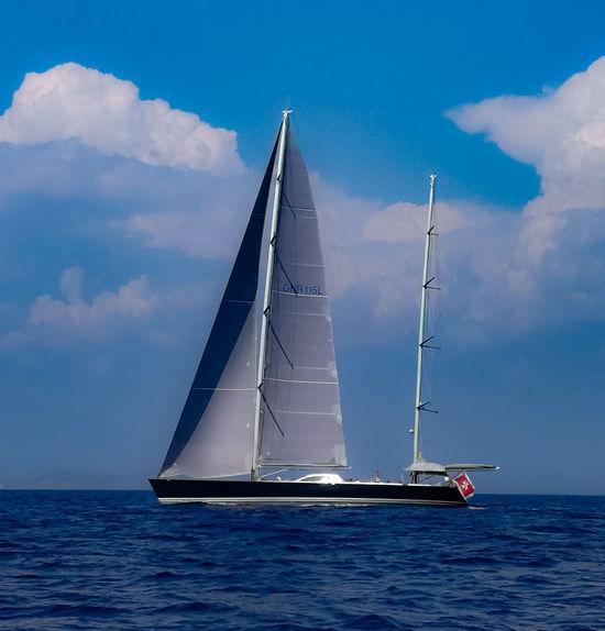EyeEm Selects Yachting Sailing Ship Yacht Regatta Nautical Vessel Sailing Sea Mast Tall Ship Sailboat