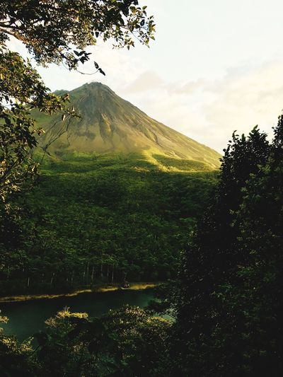 Arenal Volcano Costa Rica Paradise