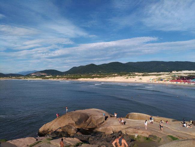 Praia Mar Florianópolis Floripa Verão Beach First Eyeem Photo