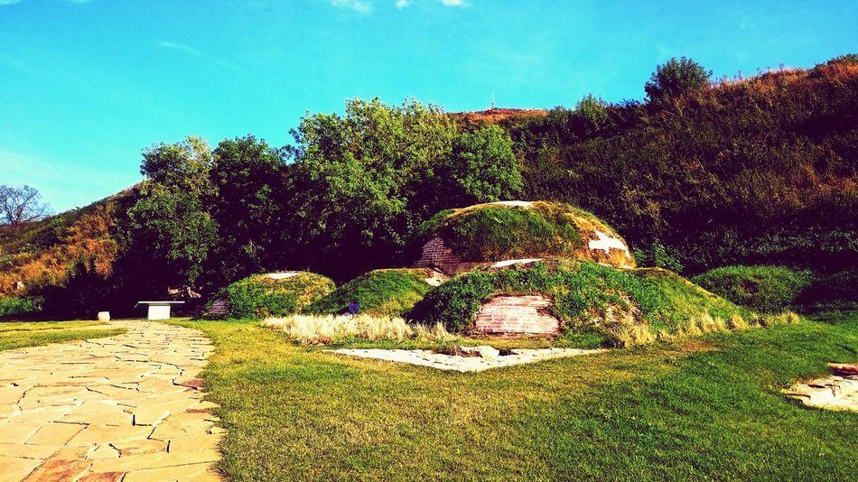Засыпанные бани Болгара Clear Sky Булгария Болгары болгар татарстан History Tourism Architecture архитектура FromRussiaWithLove