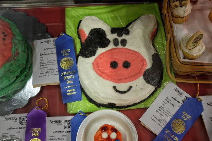 2016 Jefferson county Fair Fairbury Nebraska A Day In The Life Baking C Cake Cake Decorating Camera Work Countyfair Cultures Fair Farm Life Frosting Lifestyles Multi Colored Nebraska Photography Ready-to-eat Rural America Shooting Photos Svhu