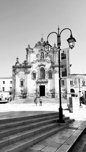 Church #matera