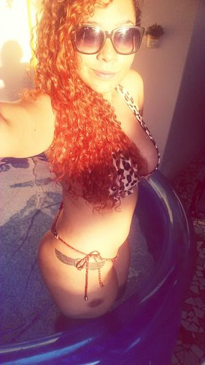 Pool Redhair
