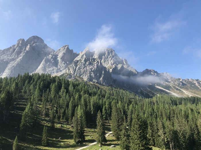 Dolomites in