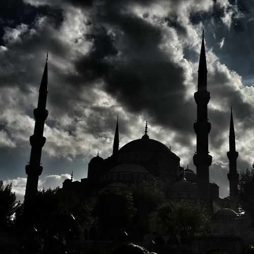 Mobile Love Mobile Photography Istanbul Turkey At Sultanahmet