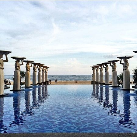 The mulia resort and villas, bali. Relaxing Traveling Hanging Out Urban Geometry
