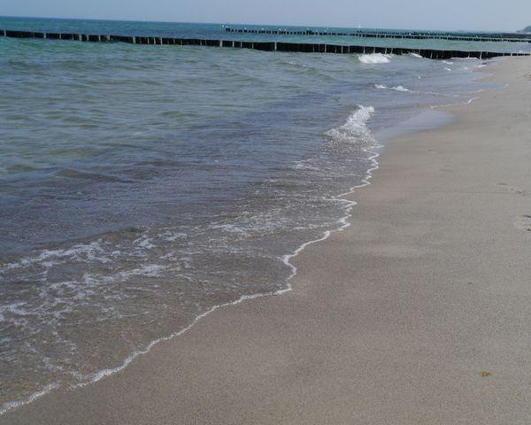 Kühlungsborn Kühlungsborn Buhnen Water Wave Sea Low Tide Beach Sand Horizon Summer Tide Sky Seascape Coast Coastline Ocean Sandy Beach Seashore EyeEmNewHere Summer Exploratorium