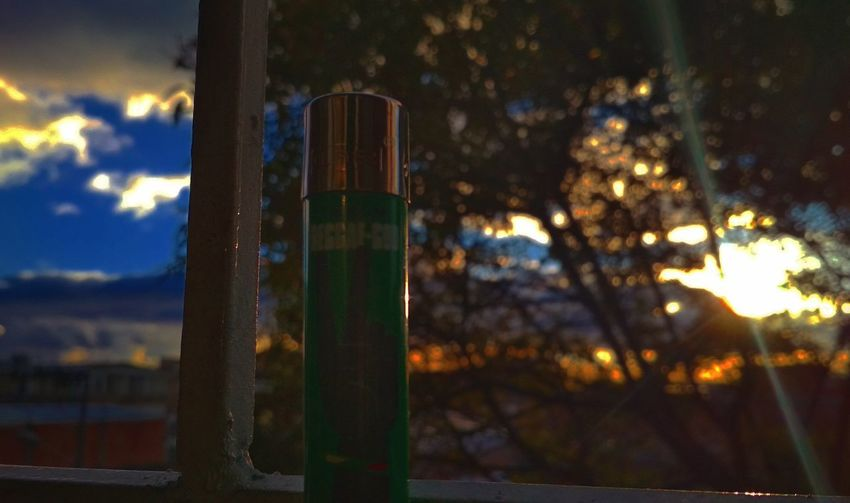 Illuminated No People City Nature Clippers Clipper Paisaje Bogotá Clipper Collection