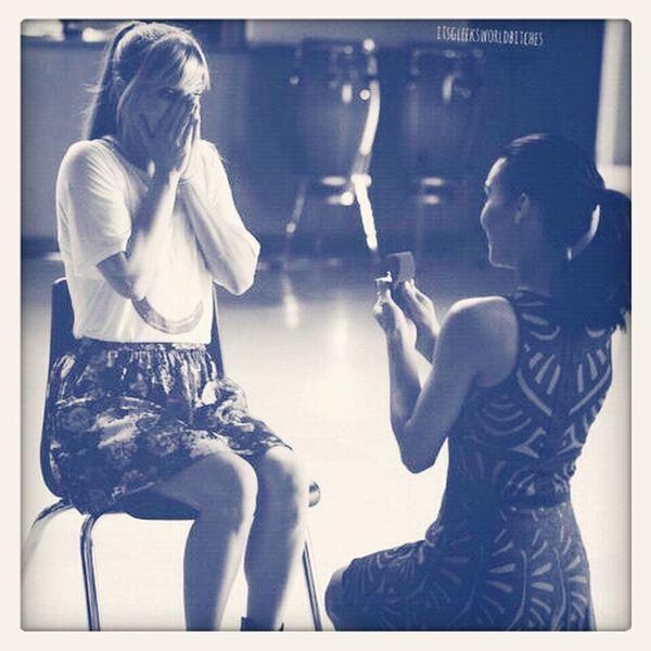 Glee Club Santana Brittany Merried First Eyeem Photo