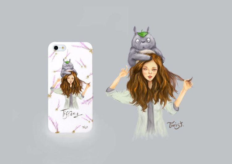 My work : Case Iphone Cover Tiffany SNSD. Nantwist Case Mydesign SNSD