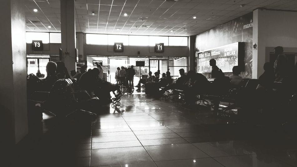 The travelers of many sorts. Travel Photography Traveler Airport People