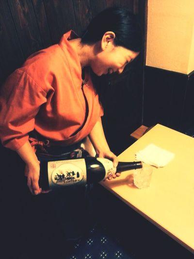 Japanese  Shochyu Hand Made Sake From  Sweetpotato