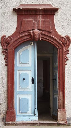 Architecture Church Church Doorway Door Mason Stonemason Art Thuringen Thursday