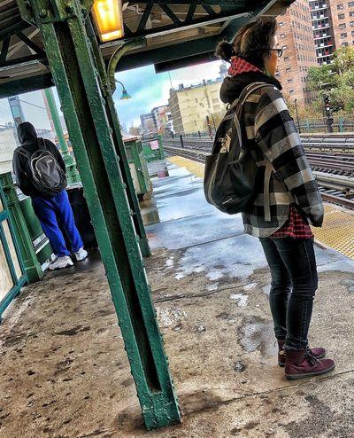 ...hoy~* Subway Public Transportation MTA Soulz~