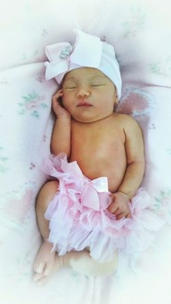 Scarlette, the pink princess. 3 days old. Babygirl Angels Pink Flowers Baby Photography Babylove Grandbabies Infant Photography Portrait Photography Night Night, Sleep Tight