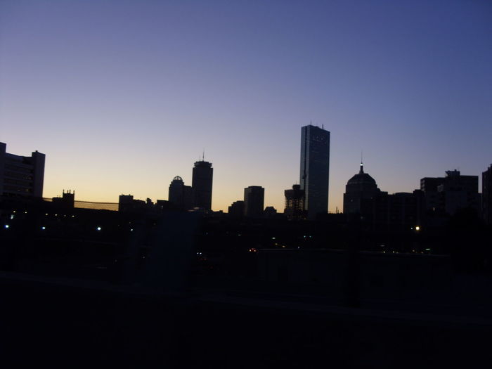 Taking A Trip Back Home Thru Photos Downtown At Dusk Boston Skyline Miss The City Boston, Massachusetts