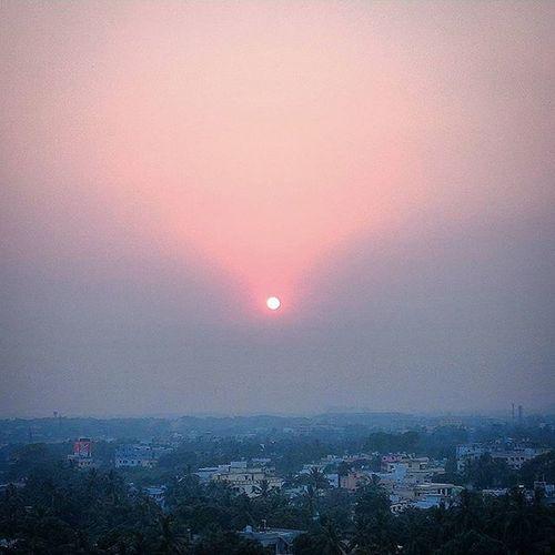 Sunset Pinksky