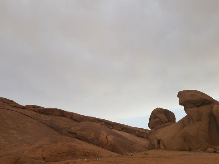 Sand Dune Arid