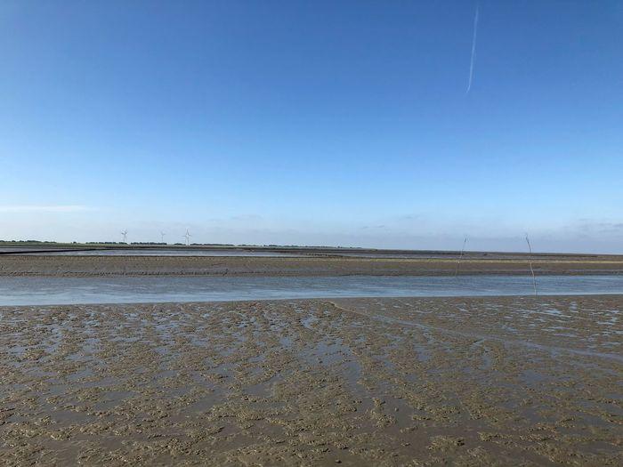Sky Water Beach Land Sea Tranquility Scenics - Nature