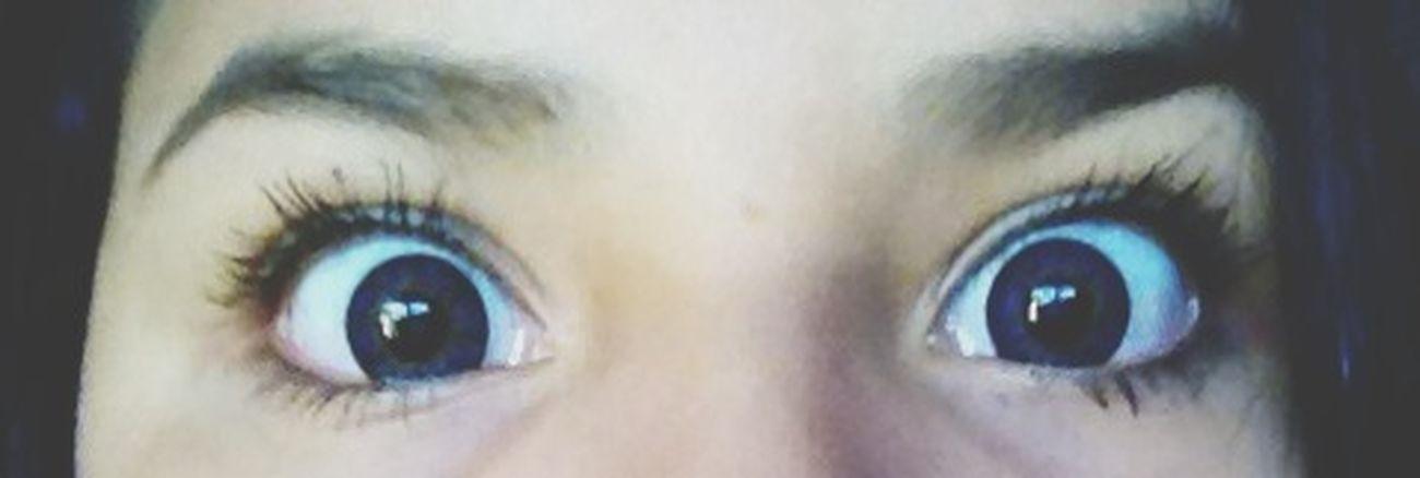 BlueEyes ShowingMyEyes My Eyes Eyemakeup