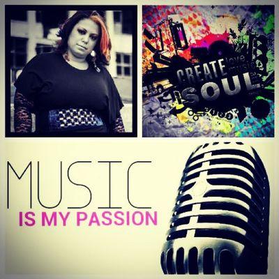 Musicismypassion Dreamer Soulsinger Artist passionate
