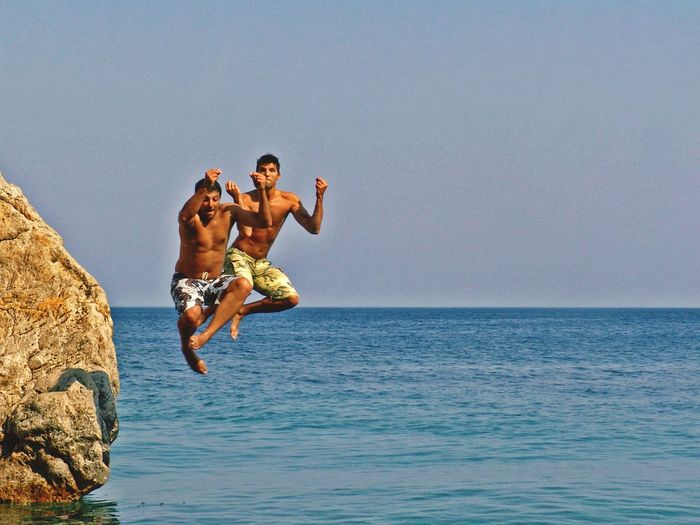 Photography In Motion That's Me THESE Are My Friends Real People Having Fun Enjoying Life Happy People Happy Moments Diving Time Diving Cliff Diving Funtimes Summer Views Summer Memories... Summertime Lifeisbeautiful Enjoying Life Meditation Summer Friends Happiness Dive In - Aegean Sea Chios Greece