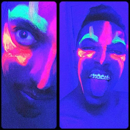 Me LoucuraLoucuraLoucura Fun Followme Photo Like Boy Cool Crazy NEON Psicodélico Free