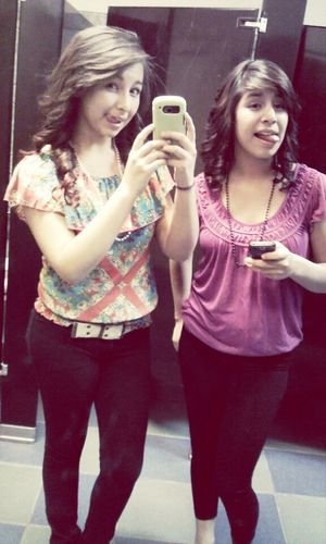 With The Best Friend. ✌