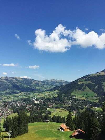 Switzerland Alps Mountains And Sky Peace And Quiet Switzerland Tranquility Mountain View Mountains Peace Gstaad Berner Oberland Serenity