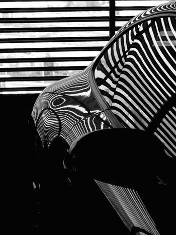 Creative Light And Shadow Sports Car Porche Race