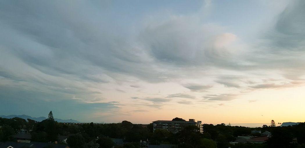 Fairy tale Sky! Sky In Soft Colours City Urban Skyline Sunset Multi Colored Dramatic Sky Summer Dusk Panoramic