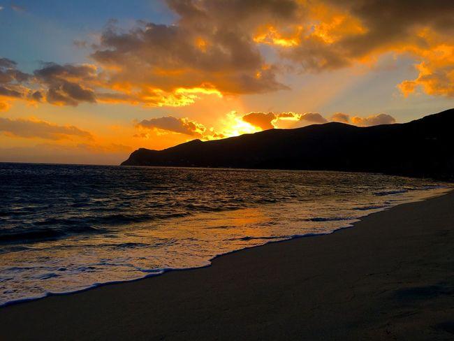 Arrabida Figueirinha Serradaarrabida Portugal Beach Sunset