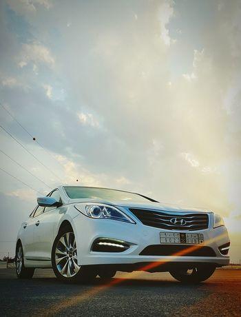 سيارة سيارتي سياره سيارات First Eyeem Photo Hail  Cars Saudi Arabia Car Hyndai Azera الرياض حايل  حايل تصوير حائل جديدي جديد عرب فوتو Canon كانون