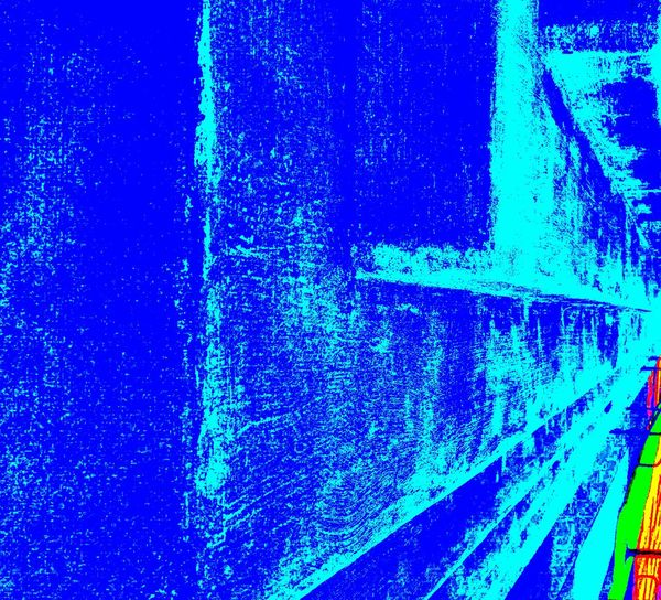 Spectrum Expedition To The Mundane Pattern, Texture, Shape And Form Urban Landscape Abstracting Reality