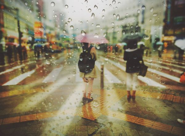 Rainy Days Street Photography