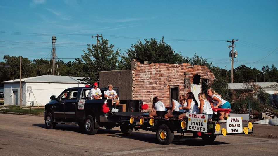 Parade 2016 Old Settlers Picnic Village of Western, Nebraska A Day In The Life Celebration Community Main Street USA Mode Of Transport Old Settlers Picnic Parade Photo Essay Rural America Small Town Life Small Town USA Storytelling Sunlight Transportation Western Nebraska