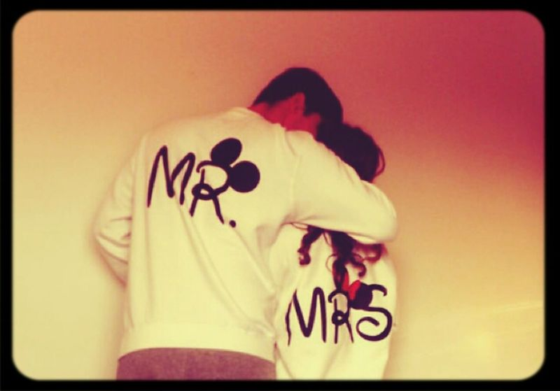 Mr. & Mrs. Mickeymouse ♡♥