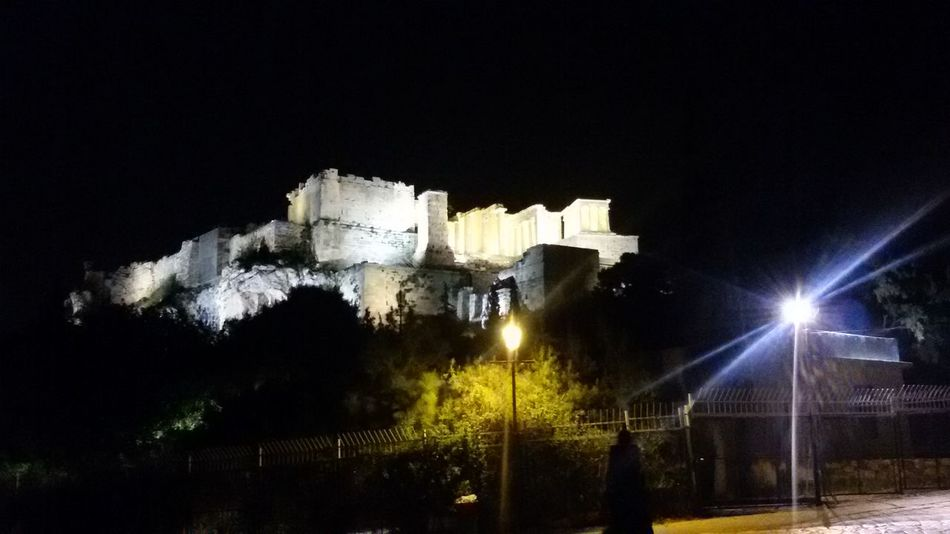 Cities At Night Acropolis, Athens Parthenon Acropolis Greece Parthenon By Night Night Photography Night Lights Night View Night Life Night City No Edit/no Filter Ancient Culture Ancient Greece Proud To Be Greek