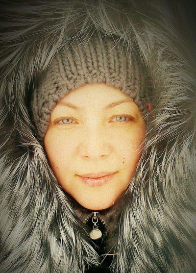 Self Portrait People Hi! Siberia North север сибирь