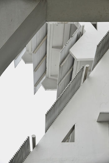 Architectural Detail Of Modern Building
