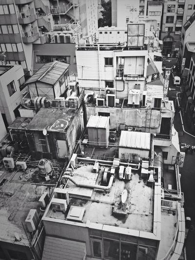 Tokyo Street View OneDay. Blackandwhite