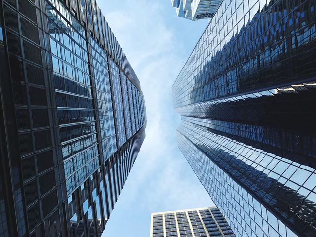 EyeEm Selects Skyscraper Architecture Building Exterior Modern City Cityscape Philly Philadelphia
