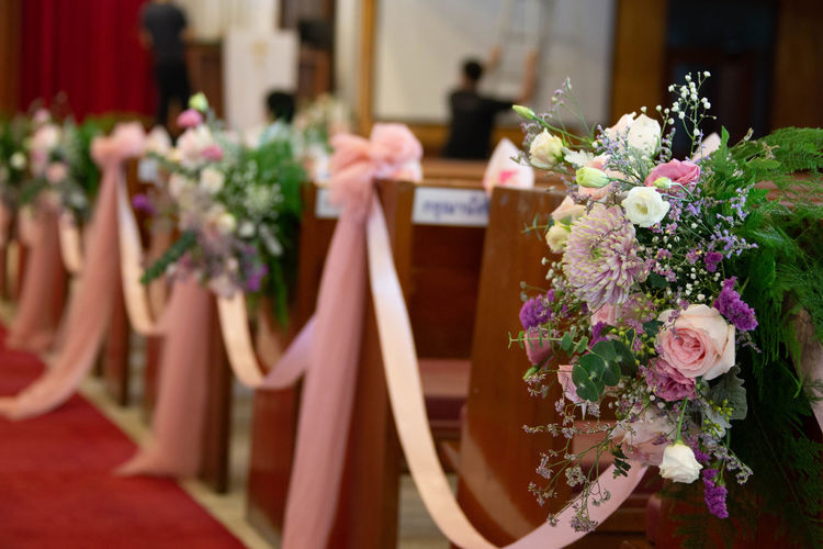 bouquet and