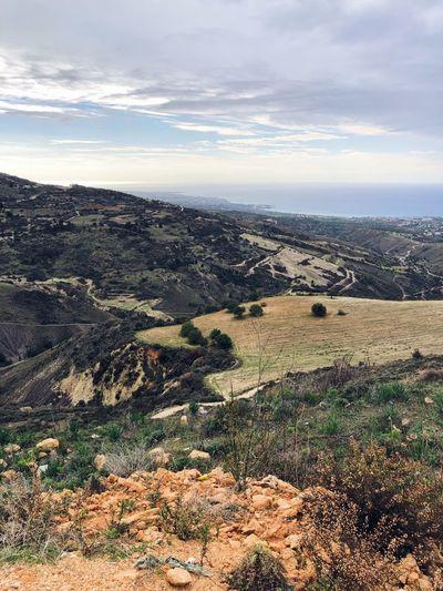Peyia hills