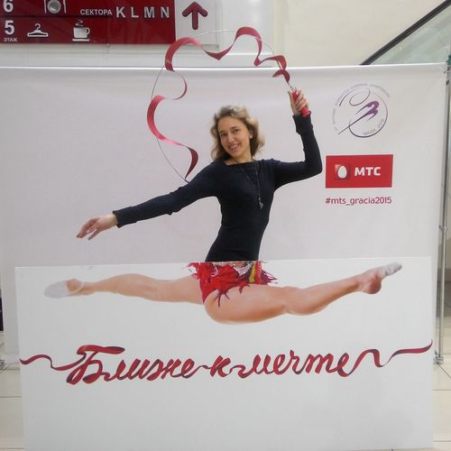 Rhythmic Gymnasti European Championshi Minska 2015  Fun Have A Look Popular Photo